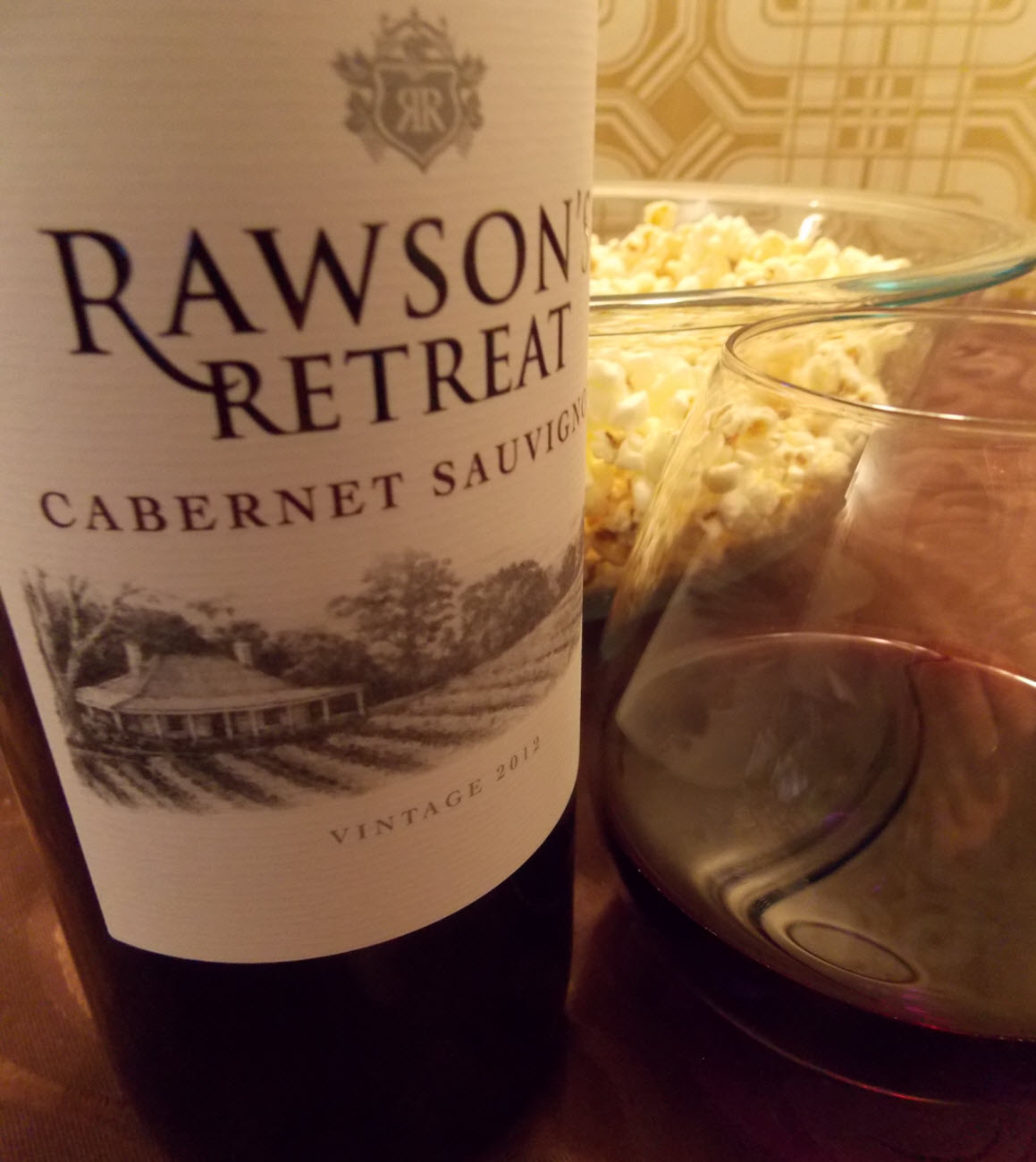 Weekday Wine: Rawson's Retreat Cabernet Sauvignon