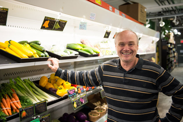 Downtown Edmonton's Grocery Store Shortage