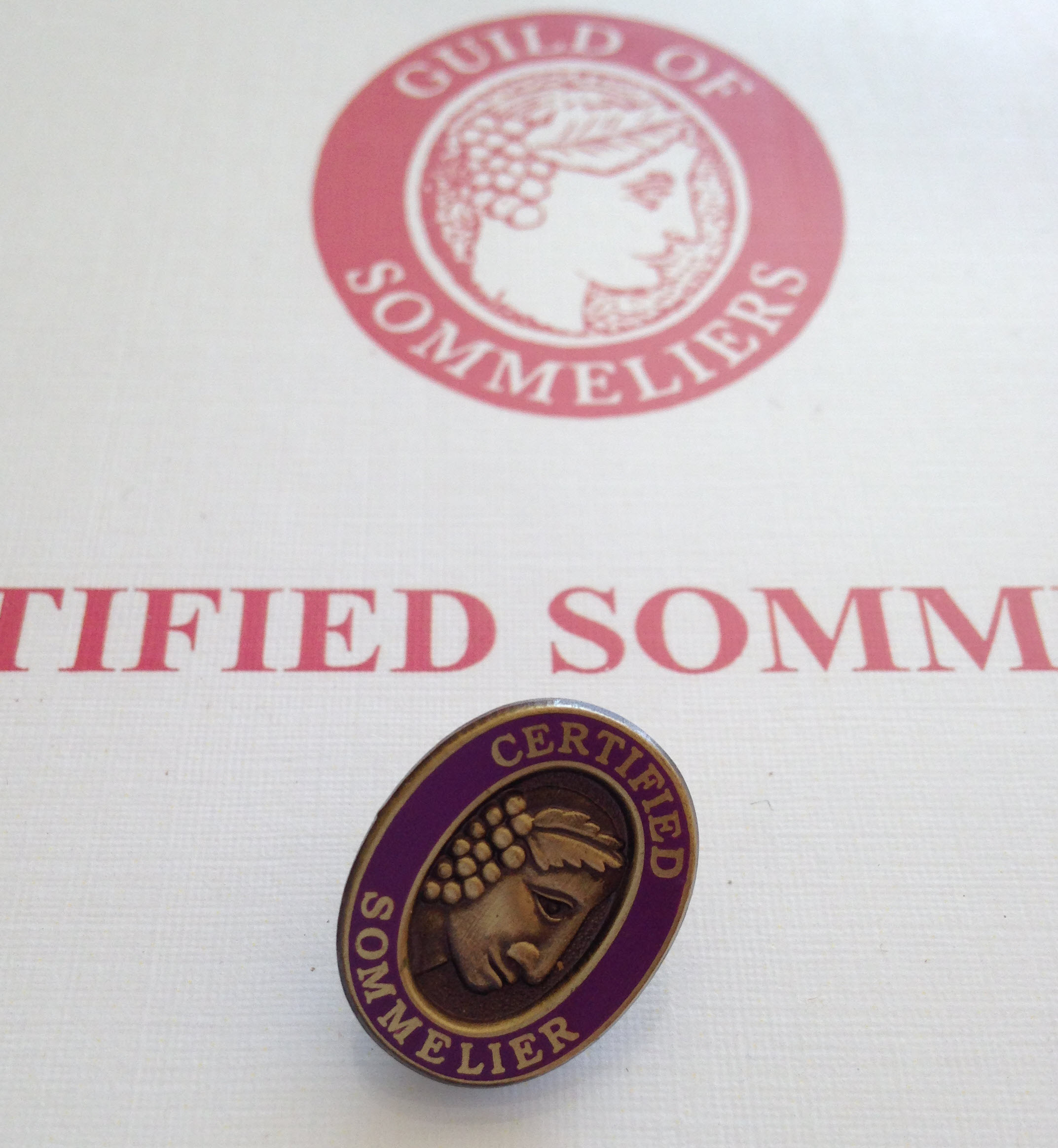 So you want to be a Sommelier?