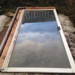 Cold frame gardening in Edmonton