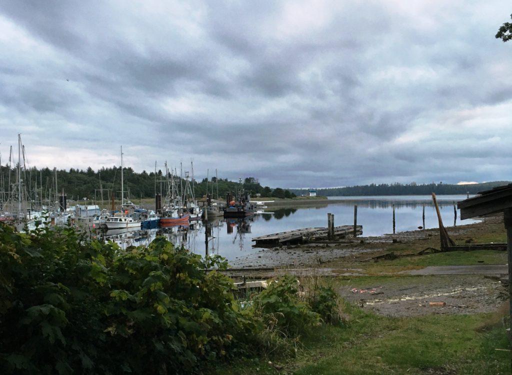 Masset's harbour