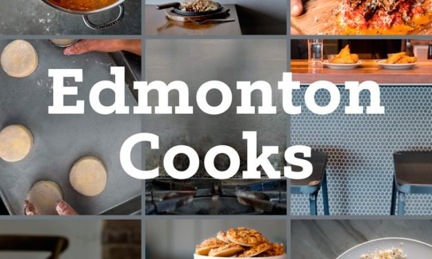 Book Review: Edmonton Cooks