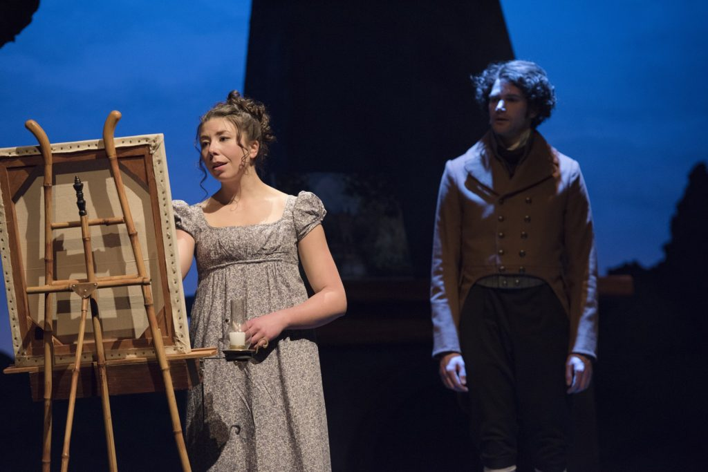 Jane Austen Sense and Sensibility play adaptation by Citadel Theatre Edmonton