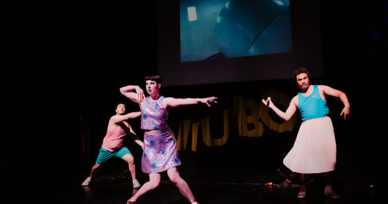 Niuboi x Earth: Edmonton Fringe 2019 review