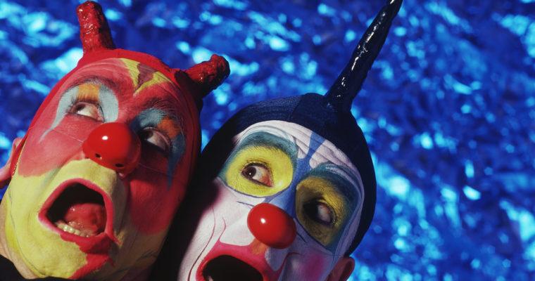 Clowning Around with Christine Lesiak