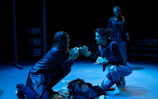 Staging a true crime: a review of The Ballad of Peachtree Rose