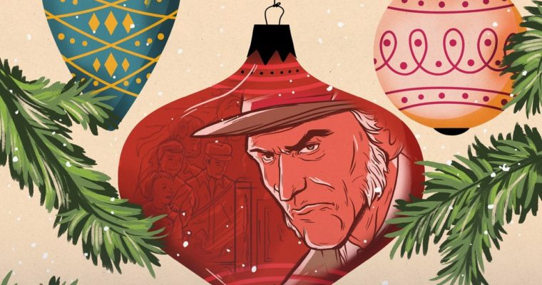 Happy holidays with A Christmas Carol