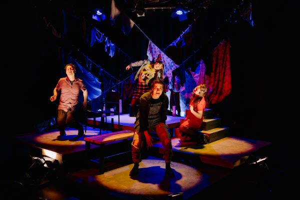 In-Yer-Face with StoneMarrow Theatre's Crave