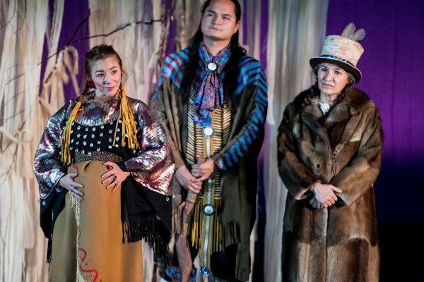 Reimagining Cree cosmology with Pawâkan Macbeth