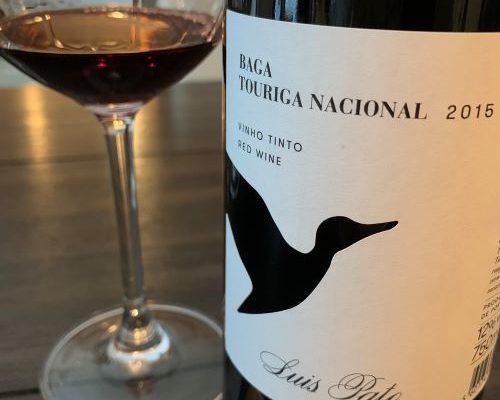 Wine review: Luis Pato Baga Touriga Nacional 2015