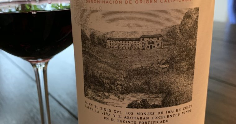Wine Review: sultry red from Coto de Imaz in Rioja that is quickly becoming a new fave