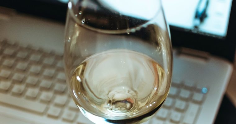 Pros and cons of virtual wine tastings