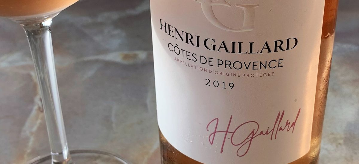 Wine Review: drinking pink wine in the winter