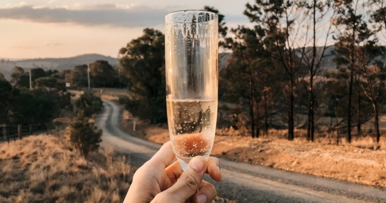 Toasting away 2020 with Grower Champagne