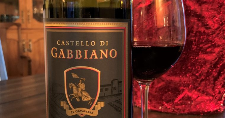 Wine Review: new vintage of my Chianti house wine