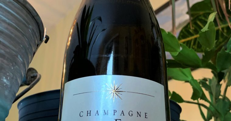 Bone dry bubbly from Champagne